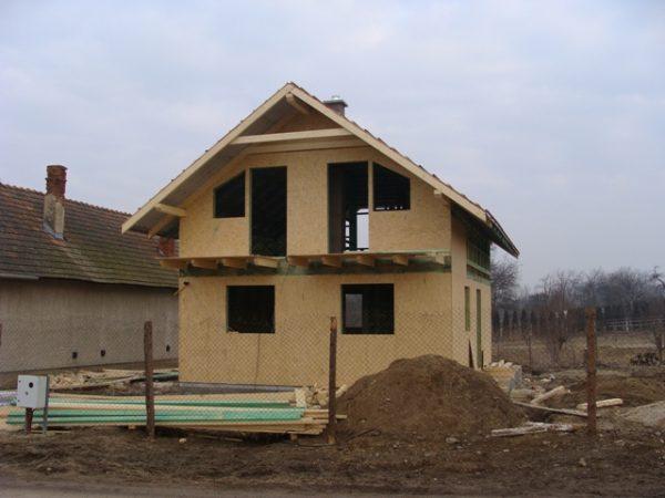 murovaný dom tehla