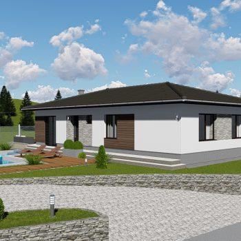 Projekt domu na kľúč Zvolen