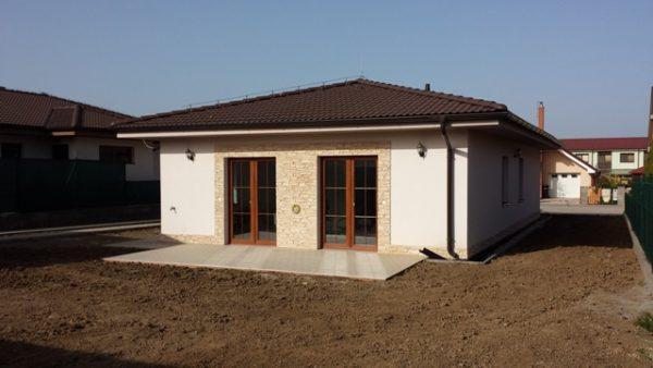 stavba murovaného domu na kľúč