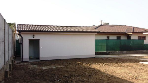výstavby murovaného rodinného domu