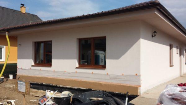 montovaný rodinný dom na Kľúč